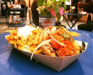 Greek Street Food